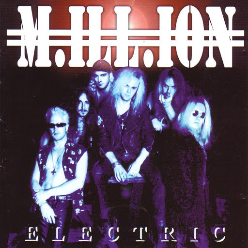 Million альбом Electric