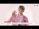 Ivy Club x Kang Daniel Interview [рус.саб]
