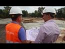 Общественный контроль строительства новой школы в округе № 1