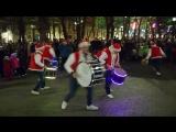 Ансамбль ударных инструментов на улицах Москвы 2018-01-02 18-35-08