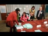В Нерехте идёт подсчёта голосов. Прямая трансляция