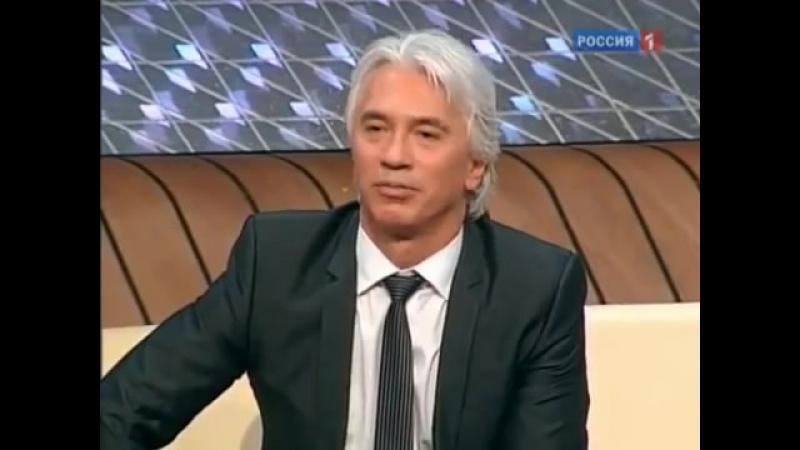 Умер Дмитрий Хворостовский. Редкое интервью каналу Россия 1