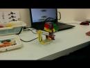 Автономный робот AtAt из Звездных войн