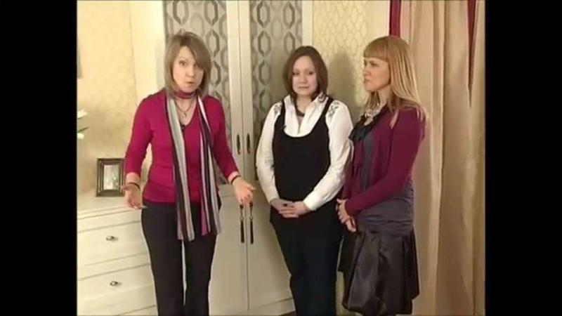 Elfa на ТВ Квартирный вопрос - Классическая геометрия от 19.03.2011 г.
