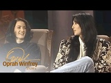 Young Winona Ryder on Working with Cher The Oprah Winfrey Show Oprah Winfrey Network