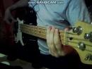 Гражданская оборона Каравелла bass cover