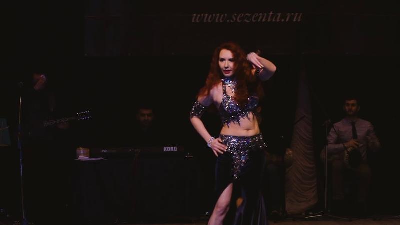 Ульяна Чечулина. Гала концерт Raks al malak 2018 NSK