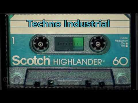 TECHNO INDUSTRIAL MIX