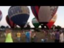 свечение шаров в Рязани