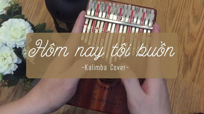 Hôm Nay Tôi Buồn (Phùng Khánh Linh) Kalimba Cover
