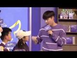 180122 EXO Lay Yixing @ Milka fanmeet Cut