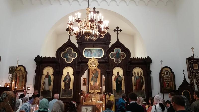 Воскресенский собор в Берлине