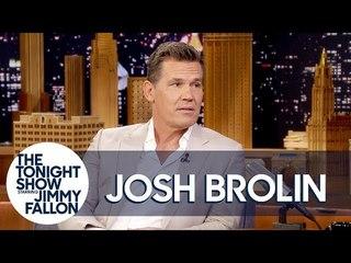 Josh Brolin Has a Man Crush on Ryan Reynolds