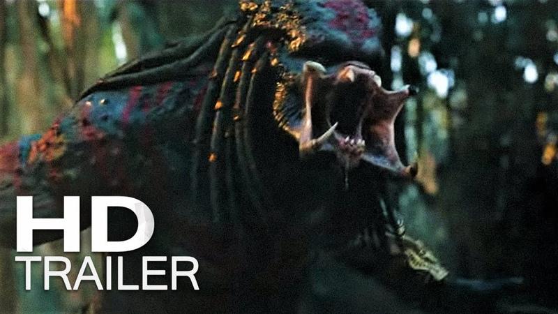 O PREDADOR | Trailer (2018) Legendado HD