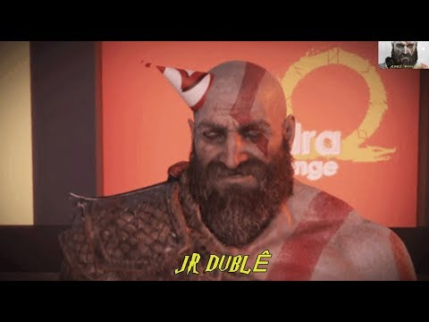 GOD OF WAR 4: DETONADO KRATOS SORRINDO NO FINAL - MIL FRANGOS