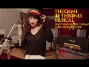 Game of Thrones The Musical Emilia Clarke Teaser Red Nose Day
