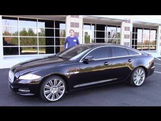 [Doug DeMuro Русская Версия] Подержанный Jaguar XJ Supercharged это много машины за $35 000
