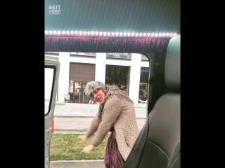 Бабуля отжигает (Ревва и Галустян)