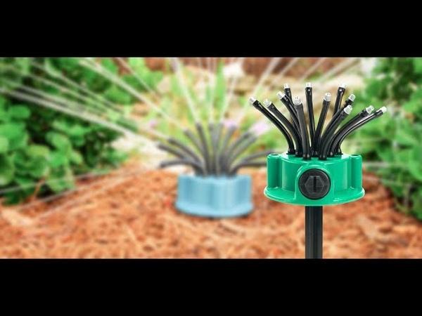 Умная система полива 12 в 1 Fresh Garden! – Полив сада и огорода в 4 раза быстрее! - YouTube