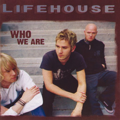 Lifehouse альбом Who We Are (Expanded Edition)