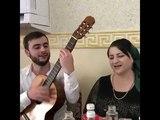 Саният Надирбекова и Заур ДЖАБРАИЛОВ