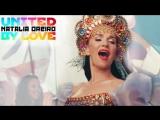 Наталия Орейро Natalia Oreiro - United by love (Объединённые любовью)» (Rusia 2018) [Video Oficial]Официальный клип