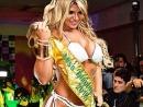 Carine Felizardo Miss Pará Miss Bumbum 2012