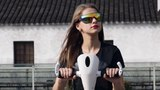 airwheel A3 self-balancing scooter details introducing