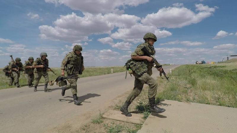Тактический десант в Прудбое.