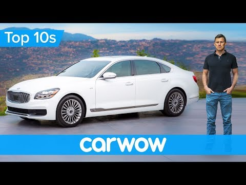 Kia's Mercedes S-Class - is the new K900 really as good as Germany's best? | Top 10s