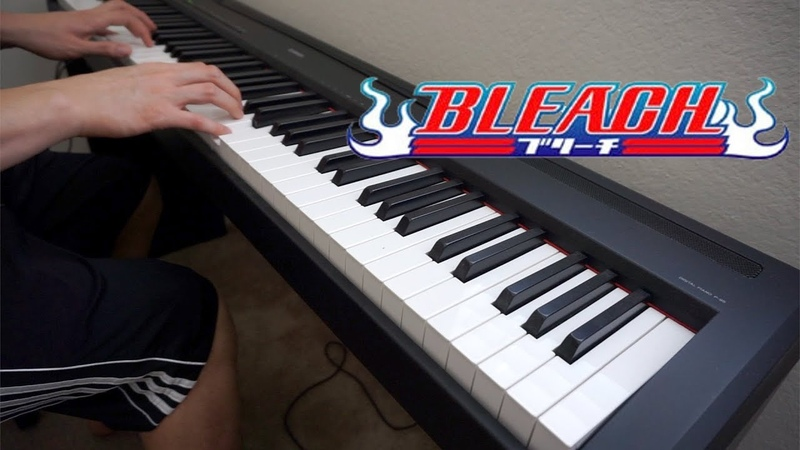 Bleach Here To Stay Piano
