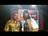 16.03.2018 • Видеопослание от Джареда и Шеннона | Рим, Италия