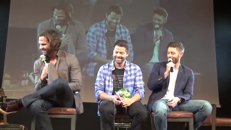 Supernatural - Jus In Bello (JIB9) Italy 2018 Full Panel