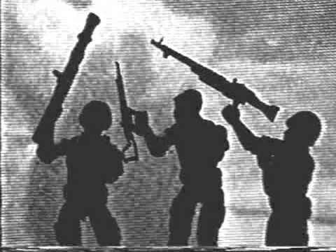 Legião Urbana - Soldados (Clipe Fantástico - Raro)