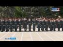 Выпускной прошёл у молодых офицеров Саратовского военного института войск национальной гвардии