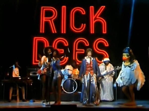 Rick Dees His Cast Of Idiots - Disco Duck - ( Alta Calidad ) HD