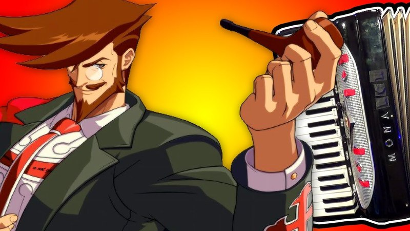 Jack-a-Dandy (Guilty Gear Xrd) [accordion cover]