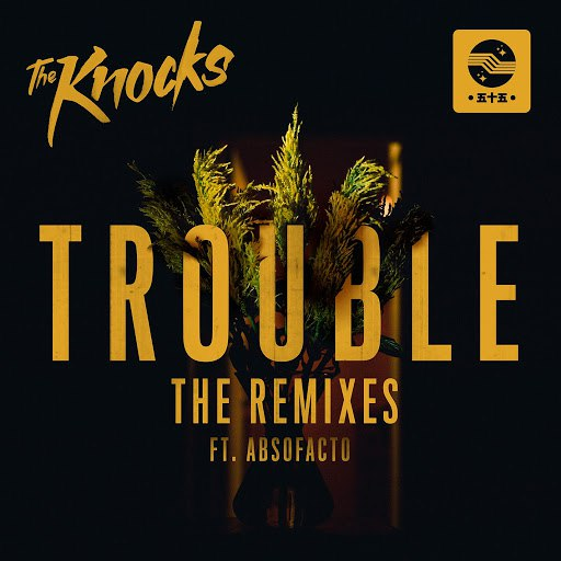 The Knocks альбом TROUBLE (feat. Absofacto) [Remixes]