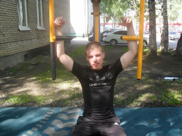 Serega, 25, Tayga