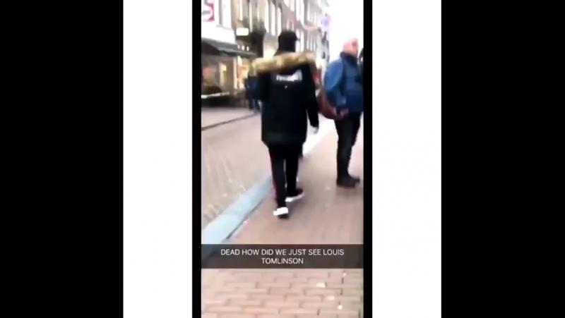 Elounor at Amsterdam, 21.12