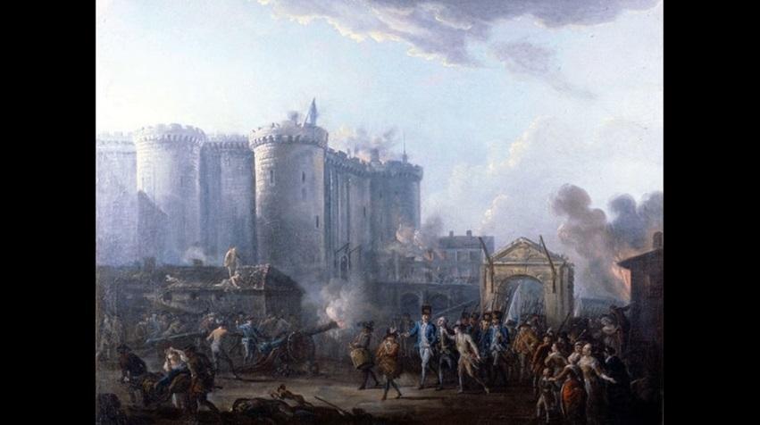 Взятие Бастилии (рассказывает историк Павел Уваров)