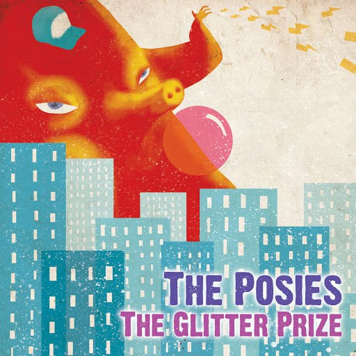 The Posies альбом The Glitter Prize (feat. Kay Hanley)