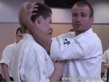 Спарринговая техника Карате Киокушинкай: мастер-класс Максима ДЕДИКА – 8.