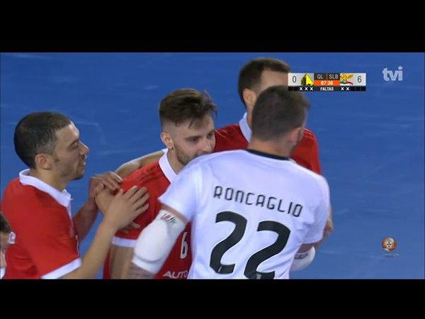 Liga Sport Zone, 26ª jor.: Quinta dos Lombos 0 - 10 SL Benfica