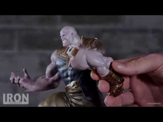 Thanos BDS Art Scale 1/10 Avengers: Infinity War - Celebration Unboxing