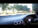 Nissan Silvia s13 Drive bys Rides and Scraping on a Leaf