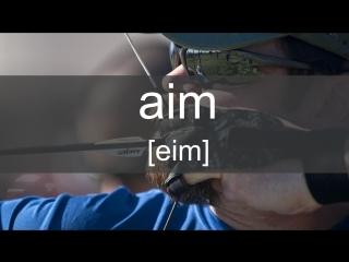 Слово дня - AIM