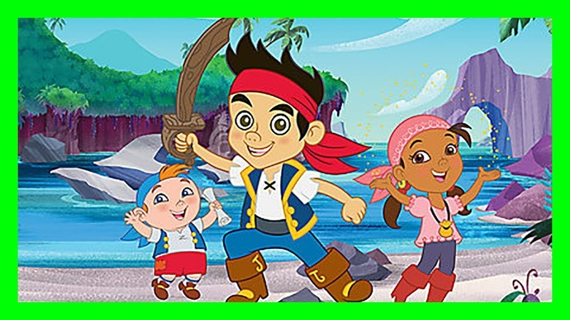 ✨✨✨JAKE NEVER LAND PIRATES✨✨✨ ➡️ JAKE'S BIRTHDAY BOUNCE \ FUNNY MULT-GAME FOR KIDS \ A LOT OF FUN!😁