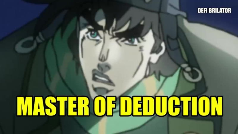 Master Of Deduction