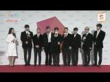 171202 EXO @ 2017 MelOn Music Awards Red Carpet